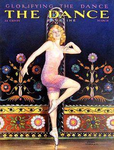 VINTAGE BLOG: The Dance 1928