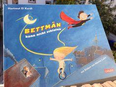 Marine Ludin Blog: Bettmän kann nicht schlafen New Pictures, My Books, Sleep, Cover, Illustration, Blog, Art, Pictures, Art Background