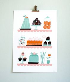 Thanks illustrated-delights fantastic pin