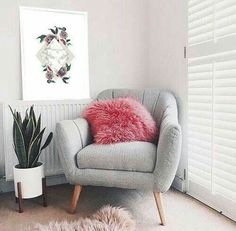 Comfortable chair in the bedroom Comfortable chair in the bedroom . Comfortable chair in the bedroom Comfortable chair in the bedroom - - morning, good morning 🤗😘 You. Decoration Bedroom, Diy Home Decor, Art Decor, Decor Ideas, Interior Design Living Room, Living Room Decor, Diy Décoration, Furniture, Minimalist Art
