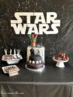 Star+Wars+Party+dessert+table.jpg 792×1.057 píxeles