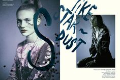 Haunt Issue 8 | Designing digital work on paper | Rebecca Hawkes Diary