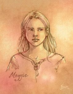 Meggie by =Gold-Seven