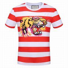 05cd42d3e3fb Gucci Short Sleeve Men's T Shirts Round Collar, T Shirt, Shirt Sale, Gucci