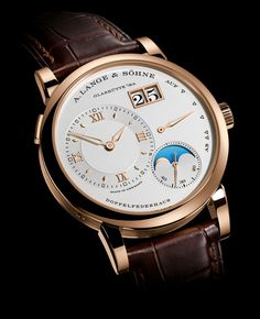 <h1>A. Lange and Sohne quietly updated the Lange 1 Moon Phase and it quickly became their most sought after piece. Here's how they did it.</h1> <p>When it comes to high-end, mechanical watch complications, few are more overlooked than the humble moon-phase. Ever present as an accompaniment to more complicated watches, such as the <strong>Tourbograph</strong> and the <strong>1815 Annual Calendar</strong>, the moon-phase rarely gets t...