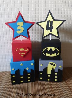 New Birthday Party Table Decorations Ideas Birthday Party Table Decorations, Birthday Party Tables, 4th Birthday Parties, Decoration Table, Birthday Gifts, Birthday Cake, Superman Party, Superhero Theme Party, Avenger Party