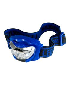 Look what I found on #zulily! Blue Kids Head Lamp #zulilyfinds