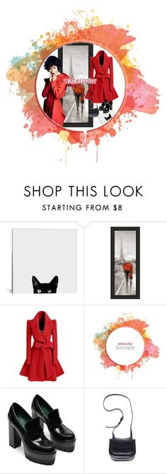 """""""Первое свидание"""" by natalego ❤ liked on Polyvore featuring WithChic and The Row"""