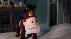 Nectar - Gift Horse by Love Commercial Production Co. Snowman, Disney Characters, Fictional Characters, Commercial, Snoopy, Horses, Gifts, Art, Presents