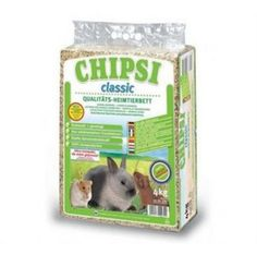 Chipsi Classic Pet Bedding Woodshavings 4kg