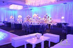ORNATUS EVENTS DECOR www.ornatusdecor.com Passion for Decor - Wedding Decor Ideas - Flowers - Miami Weddings - Miami Events - Wedding Style - Wedding Inspiration - Centerpieces - Linens - Lighting - Love - Bride - Groom - Chic - Lounge - Glam - Blue & White Wedding Decor.