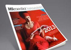 HSMedia magazine. Pinned from www.redink.no.