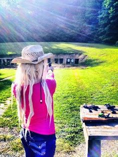 Homesteading And Survival: What Are The Best Handguns For Women, And How To T...