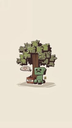 Minecraft Creeper T shirt Minecraft Kunst, Minecraft Drawings, Minecraft Pictures, Minecraft Buildings, Gaming Wallpapers, Cute Wallpapers, Iphone Wallpapers, Minecraft Posters, Art Hama
