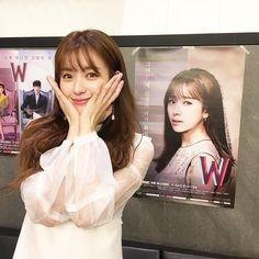 "Han Hyo-joo in Korean Drama ""W Two Worlds"" Korean Actresses, Asian Actors, Korean Actors, Actors & Actresses, Han Hyo Joo Lee Jong Suk, Jung Suk, W Korean Drama, Drama Korea, Best Actress"