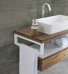 Looking for some bathroom decor inspiration? Here are some beautiful bathrooms to get your decoration gears going. Bathroom Basin Cabinet, Bathroom Fixtures, Modern Bathroom Design, Bathroom Interior Design, Washbasin Design, Contemporary Living Room Furniture, New Toilet, Bathroom Furniture, Antique Furniture