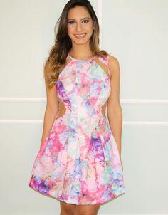 Vestido Colors