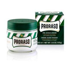 PRORASO Crema Pre Barba - Pre Shave Creme Tiegel 100ml