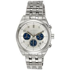 Espirit Analog For Men - Prime Watches, Watches Online, Rolex Watches, Stuff To Buy, Men, Accessories, Shopping, Spirit