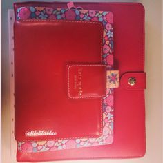 Trio of beauties! My planning life is complete! kikki.K Berry Personal Planner (Large) ❤️ Filofax Retrobloom Planner ❤️❤️ Kate Spad Compact (wallet).