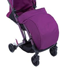 Universal Warm Winter Quilted Stroller Foot Muff Windshield Cover for Babies