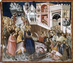 L'ingresso a Gerusalemme di Gesù è un evento descritto dai vangeli. In occasione della sua ultima pasqua Gesù si recò nella città santa di Gerusalemme dove fu accolto, come Messia, dalla foll…