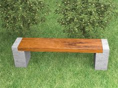 13 Awesome Outdoor Bench Projects | The Garden Glove