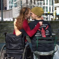 Sexuality. Disability. What are the challenges of partnering with a disabled partner, and how can you find true love, no matter what?