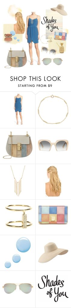 """Shades of You: Sunglass Hut Contest Entry"" by brigitta-ruth on Polyvore featuring Madewell, Jennifer Meyer Jewelry, Chloé, Miu Miu, Gemelli, Pluie, Ileana Makri, Lodis, Topshop and Dolce&Gabbana"