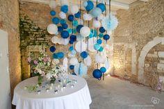 Décoration mariage lampions - lanternes chinoises Décoration Charente-Maritime…