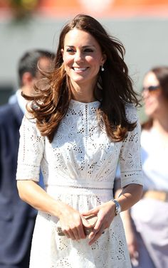 Kate Middleton is perfection in our favorite dress yet