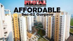 PIVOTAL PARADISE Affordable Housing Projects Sector 62 Gurgaon  Pivotal Infrastructure Private Limited coming with his 3rd Affordable Housing Project in the Heart of Gurgaon near Golf Course Exte...