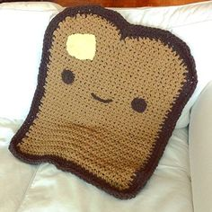 Toasty BlanketThis crochet pattern / tutorial is available for free... Full post:Toasty Blanket
