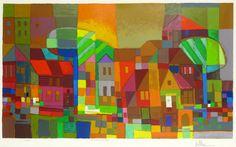 Mozaiekstad | Ton Schulten | http://www.kunst.nl/Items/nl-NL/Kunstwerken/Algemeen/Mozaiekstad