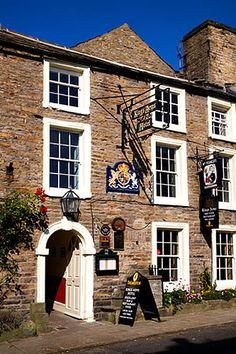 Kings Arms Hotel, Askrigg, Yorkshire