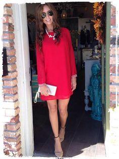 Berry Party Dress | Pretty Rebellious Boutique