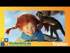 Pippi Langstrumpf - Astrid Lindgren - Trailer - Alle Pippi Langstrumpf Kinderfilme findest du bei kinderkino.de: http://www.kinderkino.de/langstrumpf/