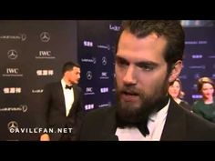Henry Cavill at the Laureus World Sports Awards April 15, 2015 in Shangai, China.