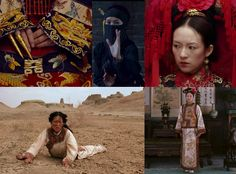 Crouching Tiger, Hidden Dragon from Chinese Costumes in Cinema: From Mulan to Curse of the Golden Flower