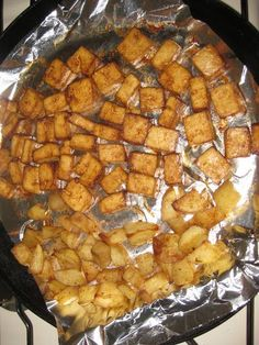 Hands down, the best (and easiest!) baked tofu ever- A delicious marinade and cooking method makes it an absolute hit- Vegan, gluten free and very low carb! Coming from a half asian backgroun…