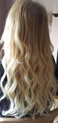 """18"""" pre bonded hair extensions"""