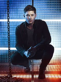 This Staring-Into-Your-Soul Moment Dean Winchester