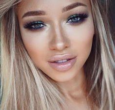 #makeup #for #blonde