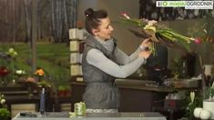 Sekunda dla Kwiatów - bukiet horyzontalny S02 E07