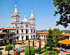 Parroquia de San Cristóbal. Mazamitla, Jalisco.
