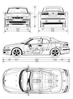 Opel Grandland blueprint | Auto | Pinterest | Cars