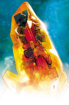 Marvel solicitations: Star Lord