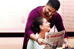First look: Arjun Kapoor and Kareena Kapoor Khan in R Balki's 'Ki and Ka' – Bombay Times
