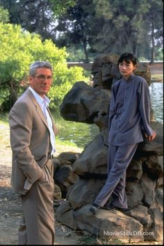 Red Corner (1997) Richard Gere and Bai Ling