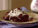 Choc Bread Pudding